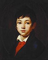 Portrait of Alexander Chelishchev, c.1809, kiprensky