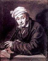 Portrait of Alexei Davydov, 1809, kiprensky