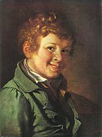 Portrait of a Boy, 1819, kiprensky