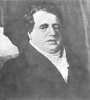 Portrait of E. Dumont, 1816, kiprensky