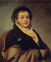 Portrait of Giulio Litta, 1813, kiprensky