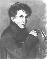 Portrait of Jean-Francois Duval, 1816, kiprensky