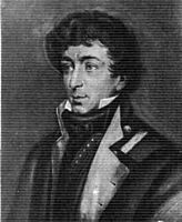 Portrait of Konstantin Batyushkov, 1815, kiprensky