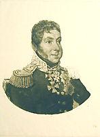 Portrait of Prince Aleksey Ivanovich Gorchakov, kiprensky
