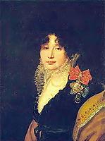 Portrait of the Princess A. Scherbatova, 1808, kiprensky