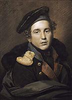 Portrait of Pyotr Olenin, 1813, kiprensky