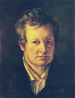 Portrait of A. Tamilov, 1828, kiprensky