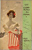 Cigarettes of the World, 1900, kirchner
