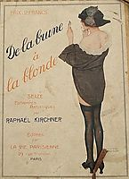 FromBrownto Blonde, kirchner