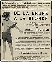 From Brown to Blonde, kirchner