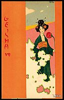 Geisha, kirchner