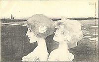 Greek Girls, kirchner