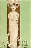 A half of a Virgin, 1901, kirchner