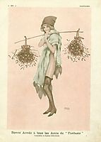 Happy New Year, 1912, kirchner