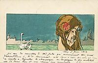 Leda and the Swan, kirchner