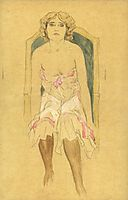 Nude Drawings, kirchner