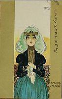 Parfums, 1900, kirchner
