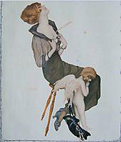 Parisian Life, 1914, kirchner