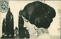 Salome, 1903, kirchner