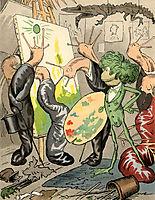 Brilliantly, 1894, kittelsen