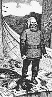 Erling Skjalgsson, kittelsen