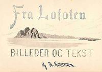 Fra Lofoten Cover Page, 1891, kittelsen
