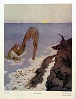 The Man from the Sea - Havmannen, kittelsen