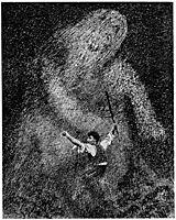 Peer Gynt 03, 1890, kittelsen