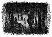 Peer Gynt 07, 1890, kittelsen