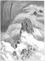 Waterspirit, 1892, kittelsen