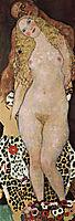 Adam and Eva, 1917-1918, klimt