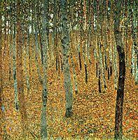 Beech Grove I, 1902, klimt