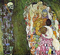 Death and Life, 1908-1916, klimt