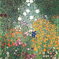 Flower Garden, 1907, klimt