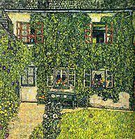 The House of Guardaboschi, 1912, klimt