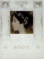 Junius, 1896, klimt