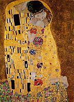 The Kiss, 1907-1908, klimt