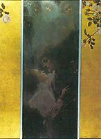 Love, 1895, klimt