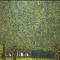 The Park, 1909-10, klimt