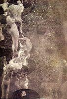 Philosophy (final state), 1907, klimt