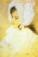 Portrait of a Girl, 1902, klimt