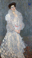 Portrait of Hermine Gallia, 1904, klimt