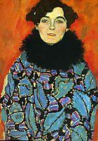 Portrait of Johanna Staude, 1918, klimt