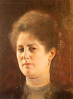 Portrait of a Lady, 1894, klimt