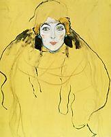 Portrait of a Lady, 1917-18, klimt