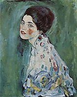 Portrait of a Lady, c.1917, klimt