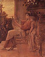 Sappho, 1888-90, klimt