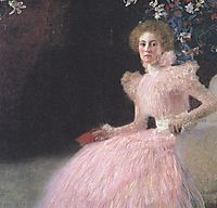 Sonja Knips, 1898, klimt