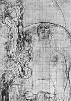 Study for Philosophy, 1899, klimt