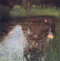 The Swamp, 1900, klimt